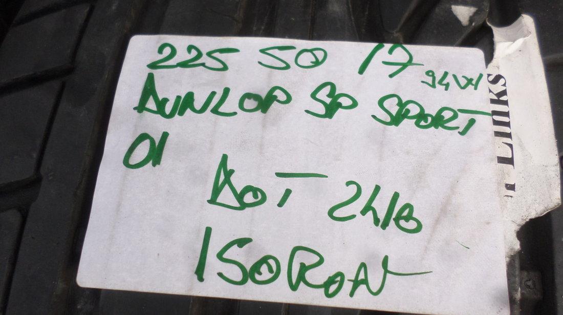 Jante Skoda superb yeti octavia 17 Vara 225 50 17 dunlop