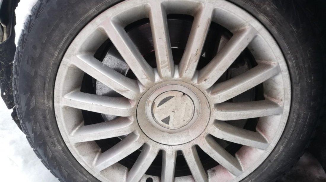Jante sudate cu anvelope gratis 225/50 r17 17'' inch VW phaeton passat b6 vw touran