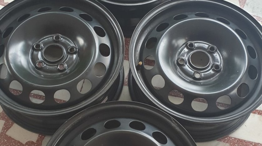Jante tablă R16, 5x112, Vw, Audi,  Skoda, Seat