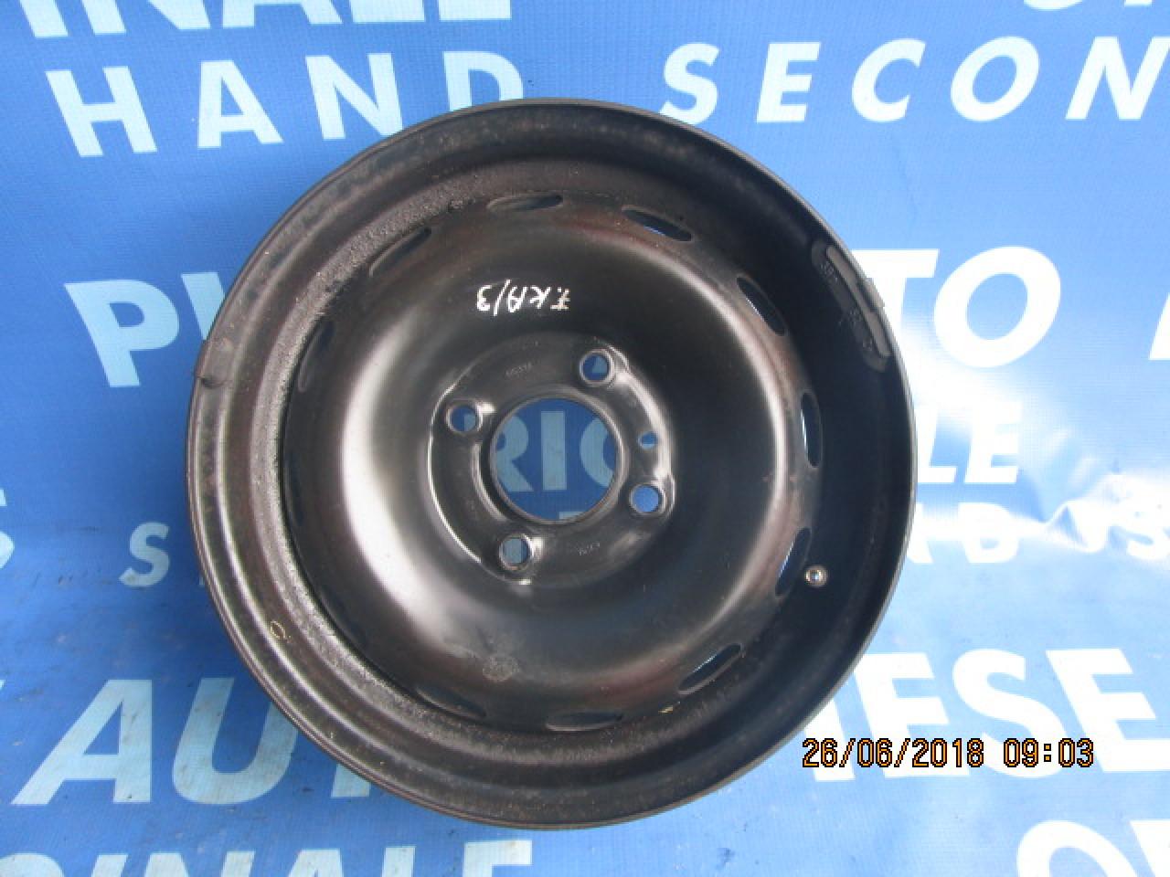 Jante tabla 13'' 4x108 Ford Ka ; ET20