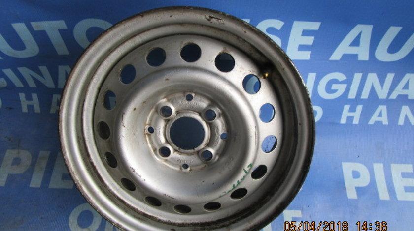 Jante tabla 14'' 4x100 VW Caddy ; ET35