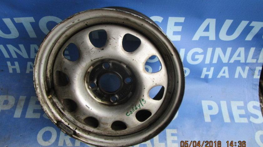 Jante tabla 14'' 4x100 VW Caddy ; ET45