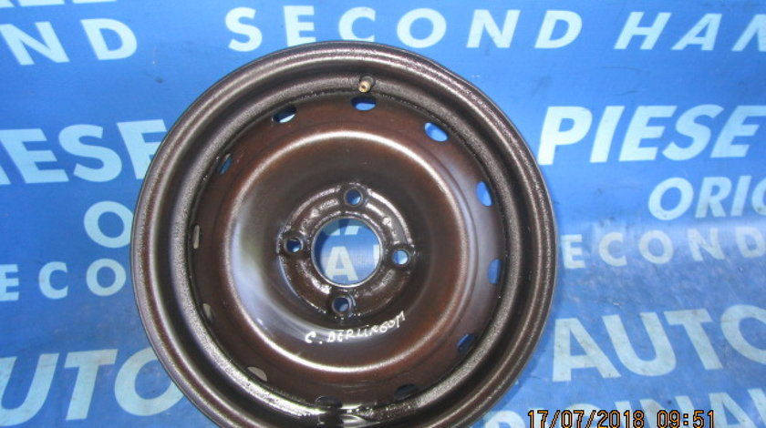 Jante tabla 14'' 4x108 Citroen Berlingo