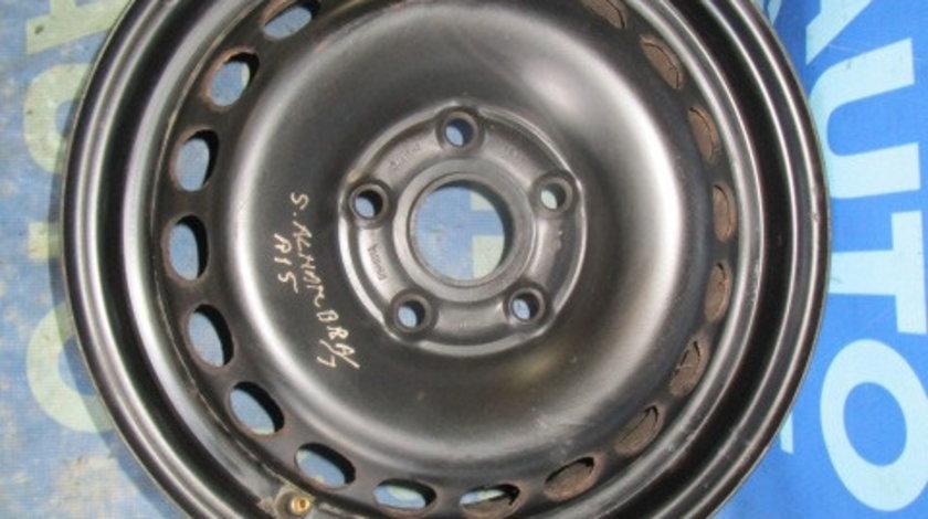 "Jante tabla 15"" 5x112 Seat Alhambra 1999; ET 45"