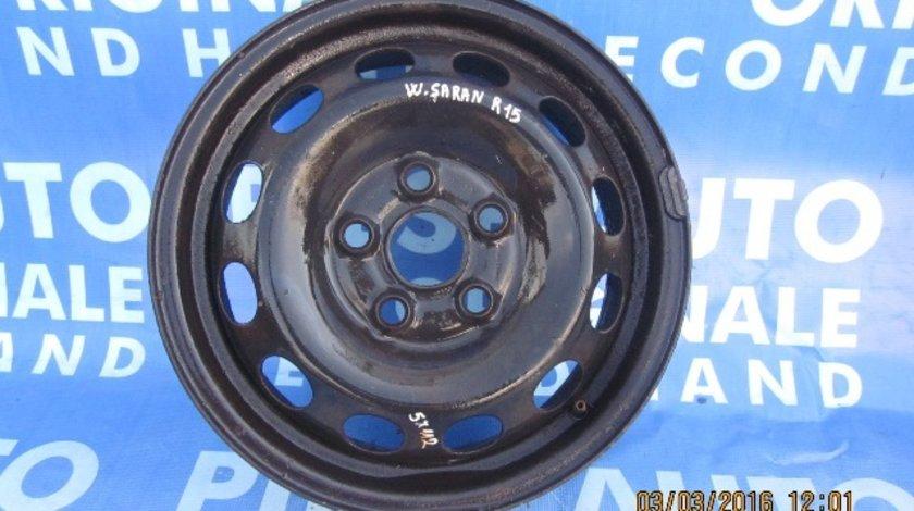 """Jante tabla 15"""" 5x112 VW Sharan"""