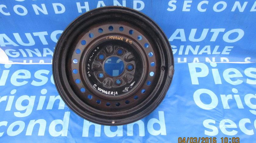 "Jante tabla 15"" 5x114.3 Chrysler Voyager"