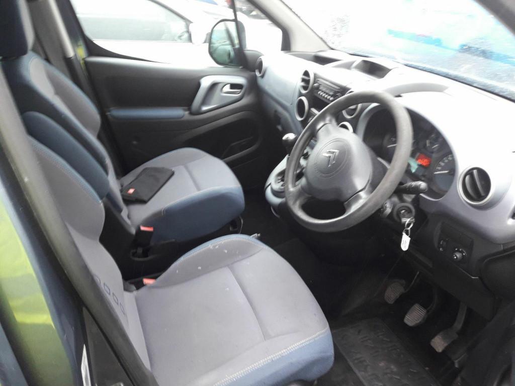 Jante tabla 15 Citroen Berlingo 2 2008 MPV 1.6 HDi