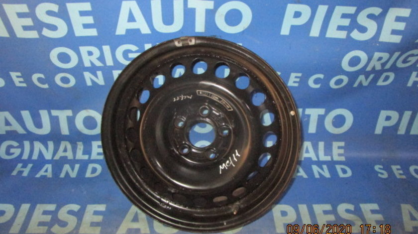 "Jante tabla 16"" 5x112 Mercedes C200 W203 2001; ET37"