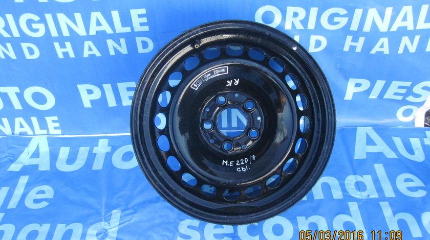 jante tabla 16'' 5x112 Mercedes E220 S210