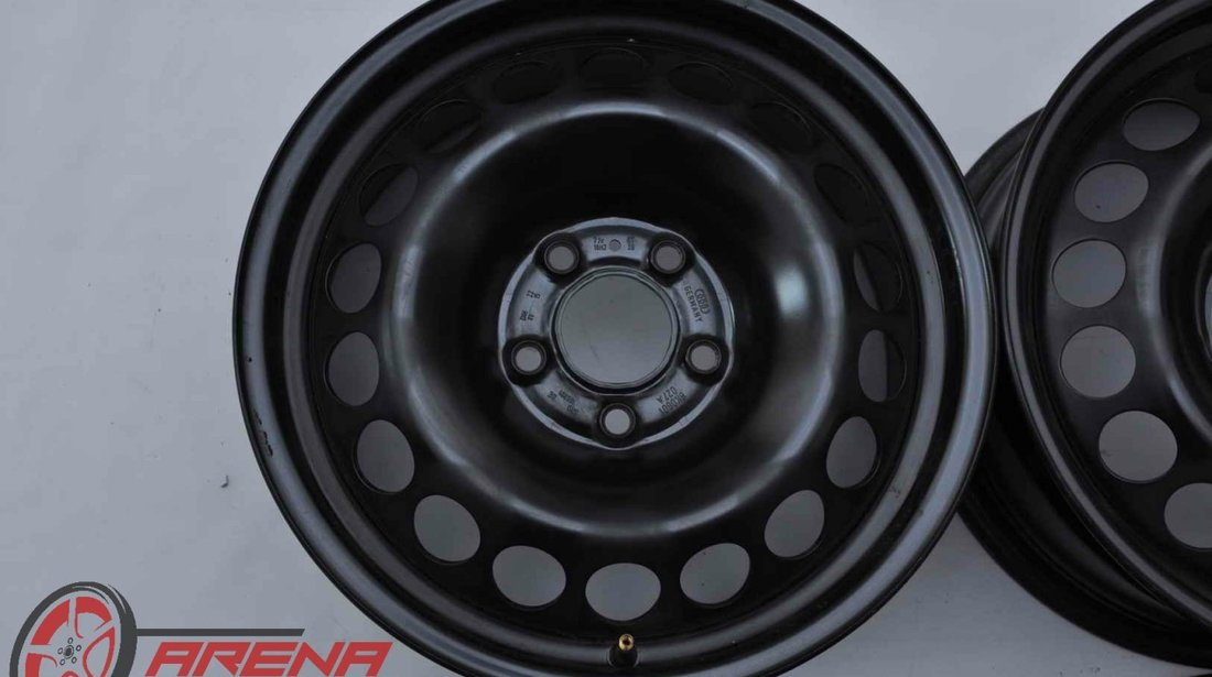 Jante Tabla 16 inch Originale Audi A4 8K 8W B8 B9 R16 ET39