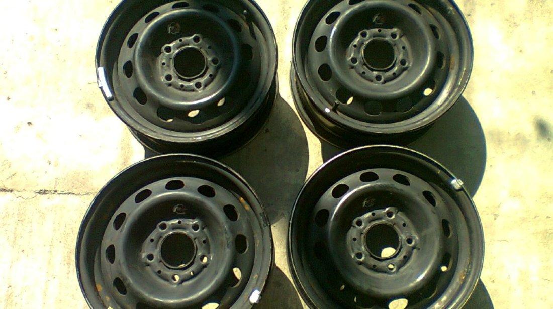 Jante tabla 4x100,5x110 Opel originale 13,14,15 sau 16 inch