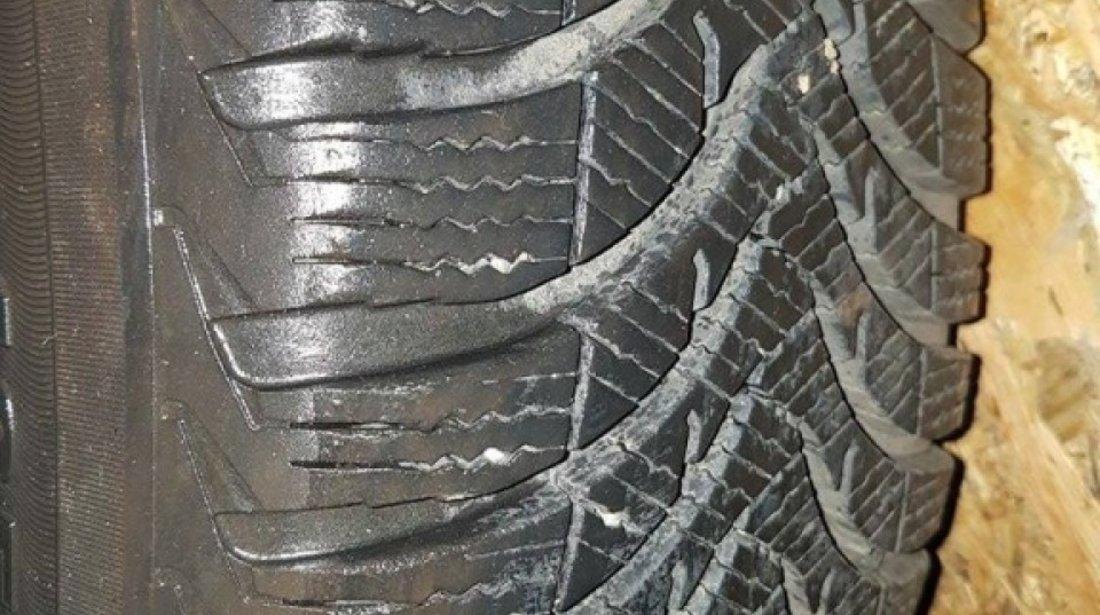 Jante tabla cu anvelope iarna 195 65 15 michelin alpin 5x112 pentru vw audi seat skoda