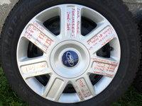 Jante tabla ford S-MAX cu anvelope iarna 215 60 16 dunlop
