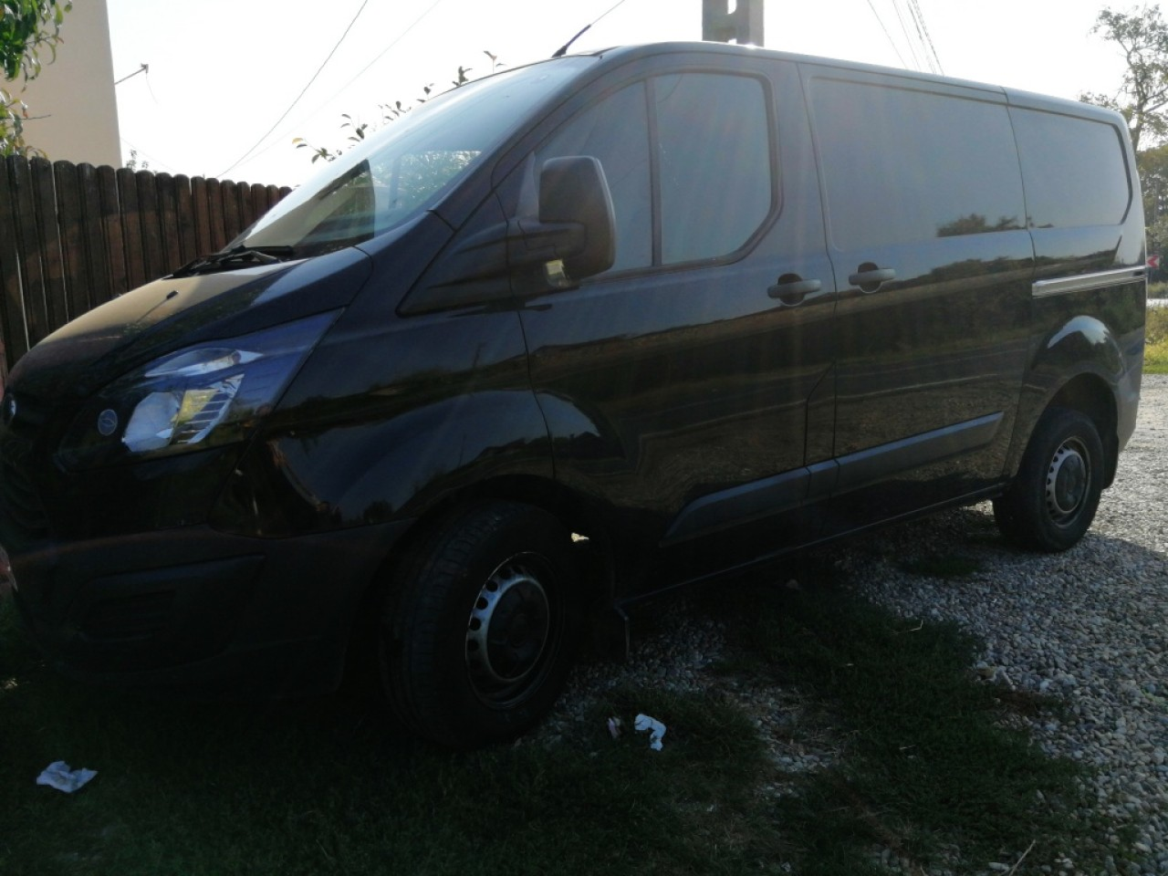 Jante tabla Ford Transit Custom R15