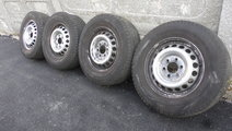 Jante Tabla Mercedes Sprinter 235 65 16C Michelin ...