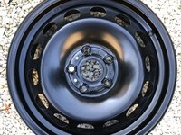 Jante tabla/otel VW Passat, Golf 5,6,7, touran, noi, originale, 16 ""