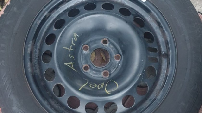 Jante tabla R17, 5x115, originale Opel