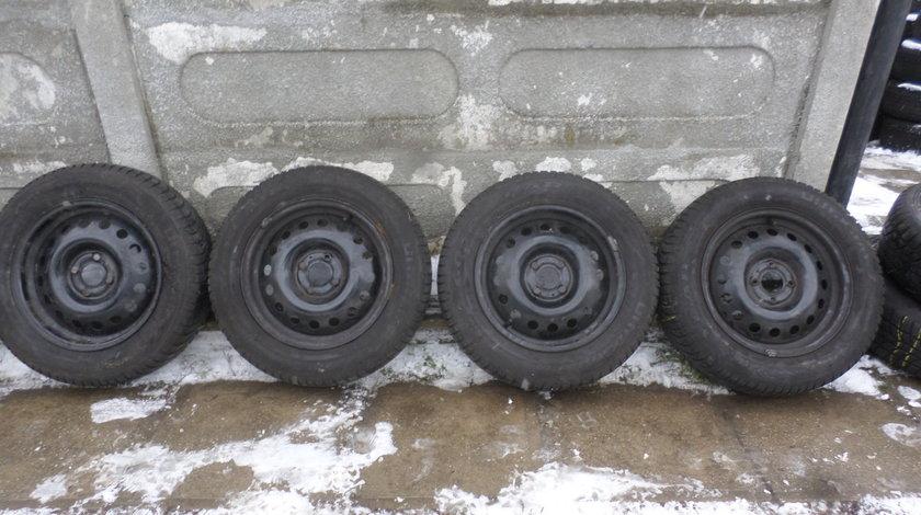 Jante Tabla Renault megane  LOGAN 185 65 15 iarna Goodyear