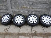Jante Tabla Skoda Octavia 195 65 15 Iarna Pirelli