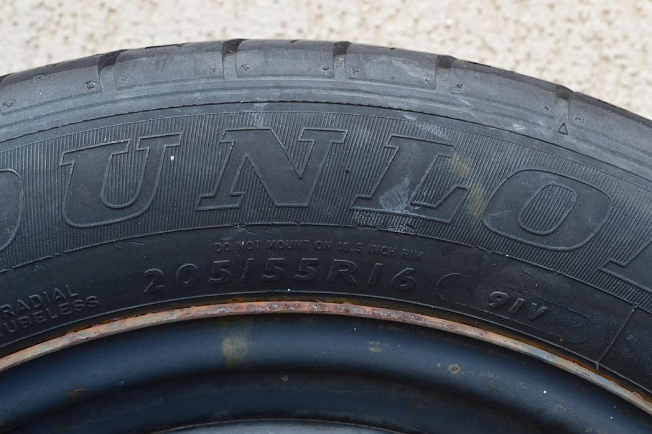 Jante tabla Vw Audi 5x112 cu anvelope vara 205/55/16