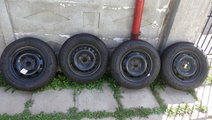 Jante Tabla VW Golf 5 6 7 Iarna 195 65 15 Goodyear