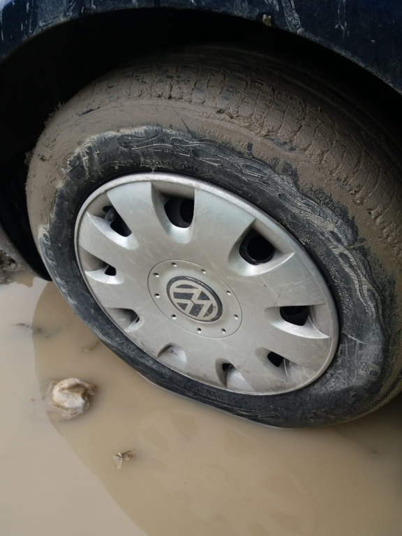 Jante tabla VW Golf 5 R15