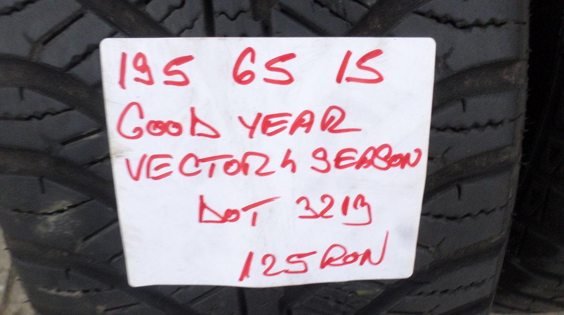 Jante Tabla VW Passat Golf 195 65 15 Iarna Goodyear