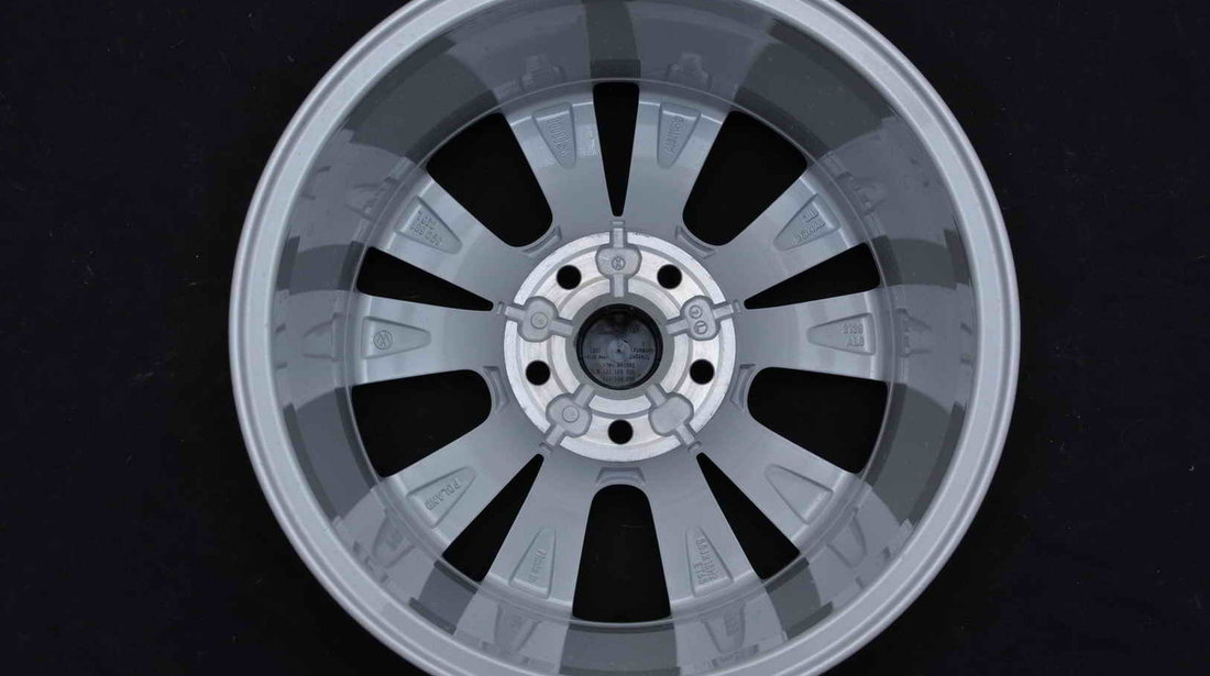 Jante Toronto Noi 16 inch Originale VW Golf 5 6 7 Jetta Touran Caddy R16