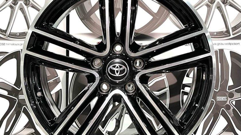 Jante Toyota Auris ll Hybrid, Avensis new , Corolla, Rav 4, Rav 4 Hybrid, Prius, Chr, noi, 17''