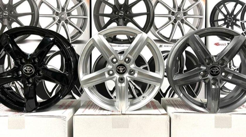 """Jante Toyota Avensis, Corolla, Corolla Hybrid, Chr, Auris, Auris Hybrid, Prius Plus, 16"""", noi"""