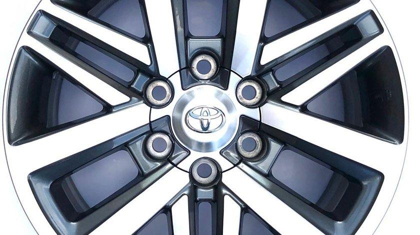 "Jante Toyota Hilux , Landcruiser , noi, 18"" originale"
