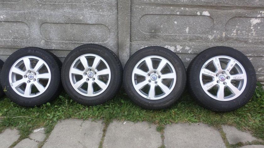 Jante Volvo noii  ORIGINALE model HERA 1 V40 V60 V70 S60 S80 vara 205 60 16 Michelin Energy Sawer