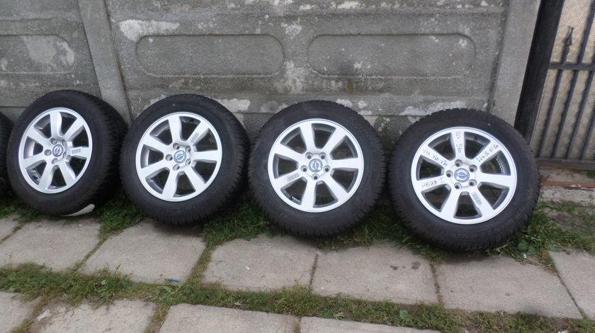 Jante Volvo NOII  ORIGINALE  V40 V60 V70 S60 S80 iarna 205 60 16 Dunlop