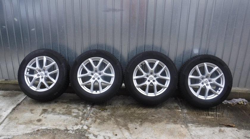 Jante Volvo  XC60 235 60 18 Iarna Michelin Latitude Alpin
