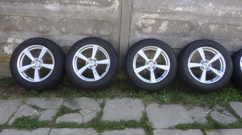Jante Volvo  XC90 sau XC60 Iarna  Noi 236 60 18  Dunlop SPWinter Sport 5 SUV
