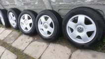 Jante VW Golf 4 Bora 195 65 15 iarna  Continental