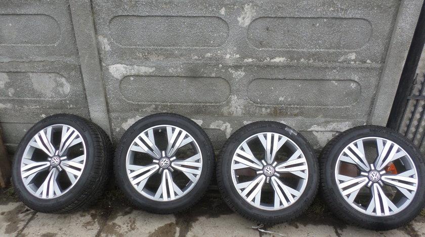 Jante Vw passat 3G B8 , Arteon , Cc model Kalamata  18 zoll bicolor  iarna 245 45 18 Michelin
