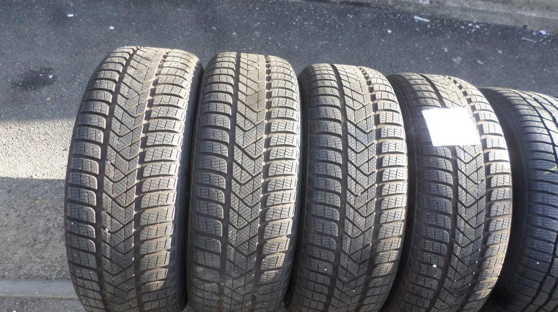 Jante Vw passat 3G ,B9 ARTEON 17 zoll 215 55 17 iarna Pirelli DOT (1618)+SENZORI DE PRESIUNE