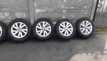 Jante VW Passat b8 Aragon 215 60 16 iarna Michelin...