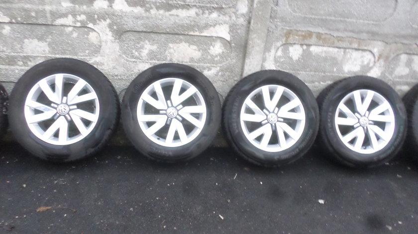 Jante VW Passat b8 Aragon 215 60 16 iarna Vredestein dot 2018