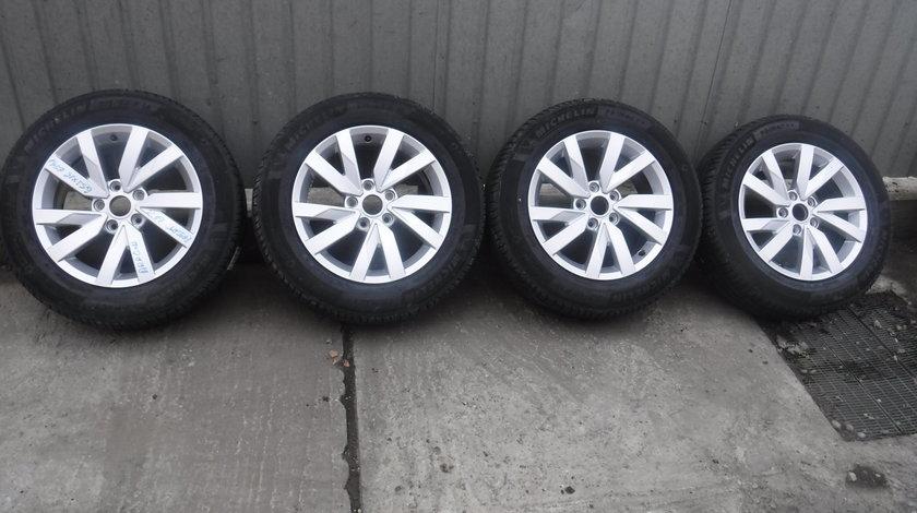 Jante VW Passat b8 Aragon 215 60 16 vara Michelin Primacy 4   dot (0819)