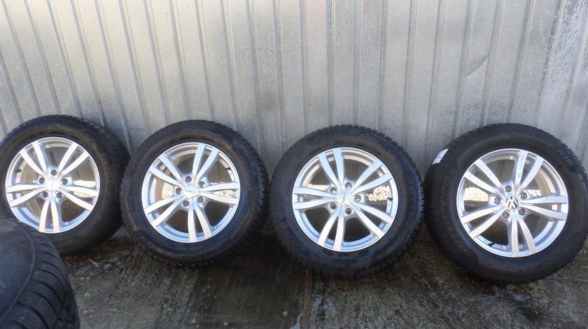Jante VW Passat b8 Dezent 215 60 16 iarna Pirelli Sottozero S3 dot 4216