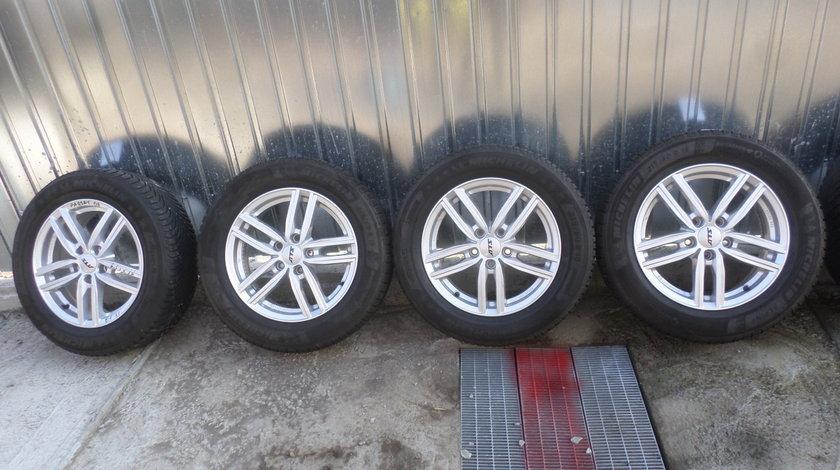 Jante VW Passat b8 marca ATS 215 60 16 iarna Michelin Alpin 6 dot (2818)