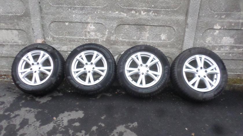 Jante VW Passat b8 marca Carmany  215 60 16 iarna Michelin Alpin 6 dot (2818)