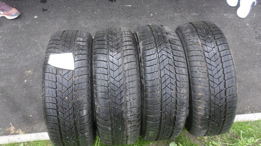 Jante VW Passat b8 Sepang 205 60 16 iarna Noi Pirelli Sottozero dot 0118