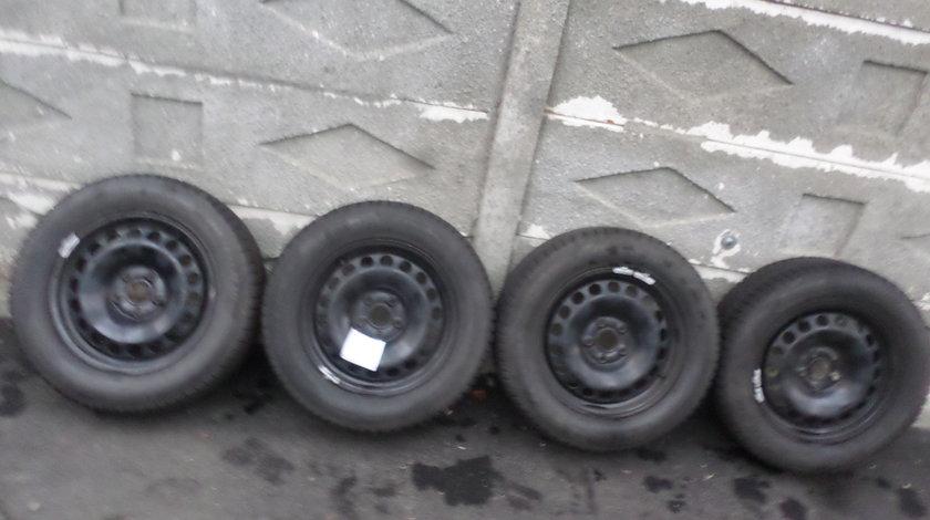 Jante VW Passat b8 tabla  215 60 16 iarna Pirelli Sottozero S3 dot (3318)