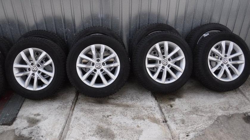 Jante VW Passat b8 Touran T-Roc Sepang iarna 215 60 16 Continental  dot (3019)