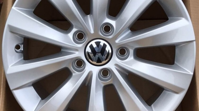 Jante vw Passat, Caddy, Beetle, Golf 5,6,7, Jetta , Touran, noi , 16""