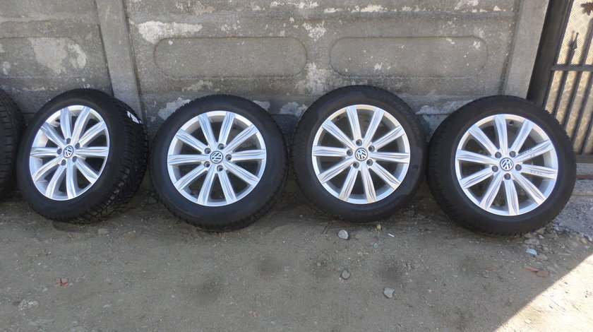 Jante Vw passat ,,LONDON ''3G B8 17 zoll 215 55 17 iarna Pirelli