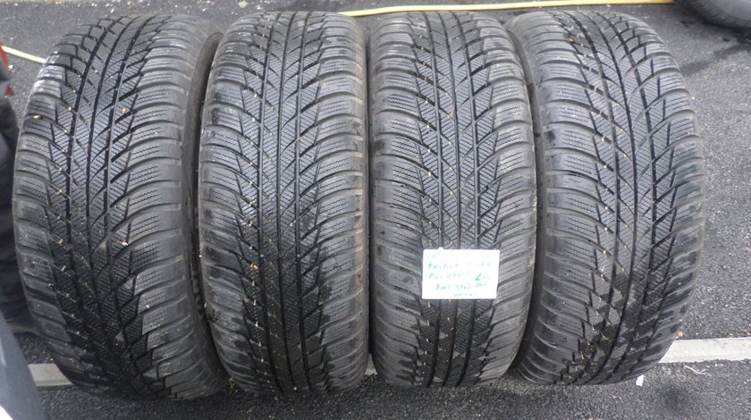 Jante Vw passat ,,MERANO  ''3G B8 17 zoll 215 55 17 iarna Bridgestone